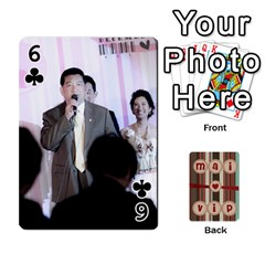 Playcard By Vipavee Ningsanond   Playing Cards 54 Designs   C99f5riwpv9h   Www Artscow Com Front - Club6