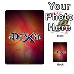 Dixit 1 - Playing Cards 54 Designs