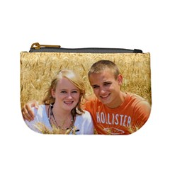 Mom Coin Purse Wheat By Mallory   Mini Coin Purse   V0fs91aqwn9h   Www Artscow Com Front