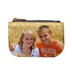 Mom coin purse-wheat - Mini Coin Purse