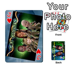 Jack Becki s Jibjab Cards #1 By R K  Felton   Playing Cards 54 Designs   Y0azymgxypzr   Www Artscow Com Front - HeartJ