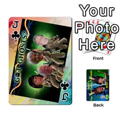 Jack Becki s Jibjab Cards #1 By R K  Felton   Playing Cards 54 Designs   Y0azymgxypzr   Www Artscow Com Front - ClubJ