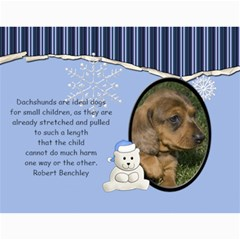 12 Month Puppies By Diana P   Wall Calendar 11  X 8 5  (12 Months)   0qd7ixw10gl1   Www Artscow Com Month