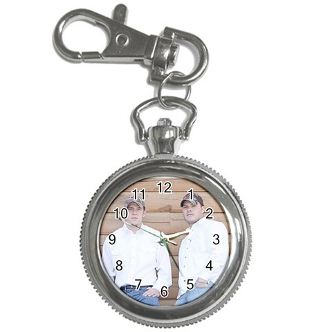 Boys By Debbie   Key Chain Watch   8cr9rne6bz06   Www Artscow Com Front