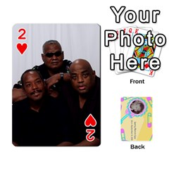 Larry Playing Cards By Lynne Lee   Playing Cards 54 Designs   Fro25irqic5b   Www Artscow Com Front - Heart2