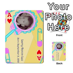 Ace Larry Playing Cards By Lynne Lee   Playing Cards 54 Designs   Fro25irqic5b   Www Artscow Com Front - HeartA