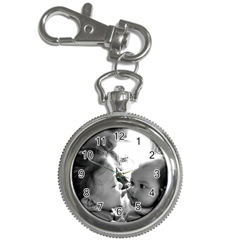 Watchkey By Goldengirl Nielsen   Key Chain Watch   Eql7926hsghq   Www Artscow Com Front