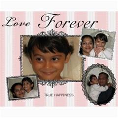 Family Moments By Sutapa   Collage 8  X 10    T2tqlytk5qxz   Www Artscow Com 10 x8 Print - 4