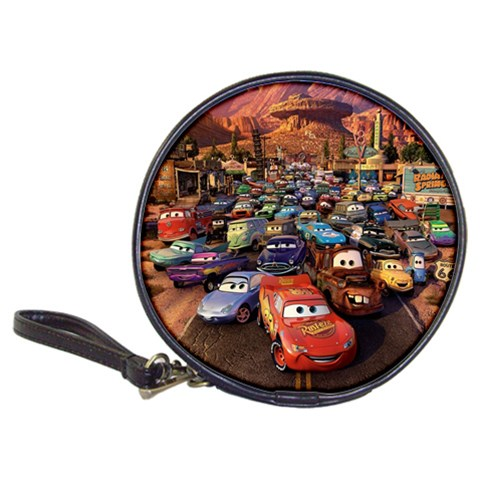 The Cars Dvd Wallet By Stoyanka Ivanova   Classic 20 Cd Wallet   E7x30tib9nz4   Www Artscow Com Front