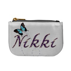 Nikki s Coin Purse By Ariela   Mini Coin Purse   Jaus3fg1zyll   Www Artscow Com Front