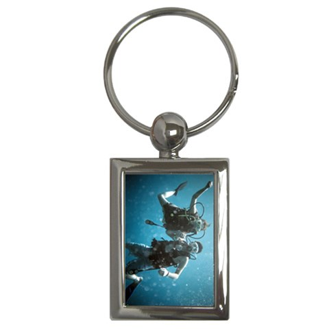 By Christine   Key Chain (rectangle)   L1ankfqxfrnn   Www Artscow Com Front