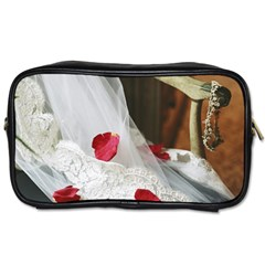 Western Wedding Festival Toiletries Bag (one Side) by ironman2222