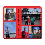 california mouse pad - Collage Mousepad