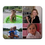 family - Collage Mousepad