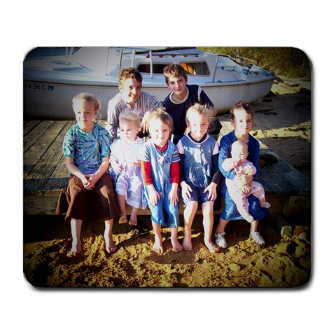 Beach Picture Mousepad By Heather Suess   Large Mousepad   Mtrsorbqda15   Www Artscow Com Front