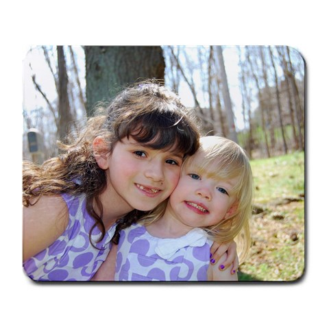 Mousepad Of My Girls By Joanne Bianco Demarco   Large Mousepad   Hxve6ha81yog   Www Artscow Com Front