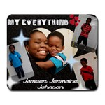 Jameer - Collage Mousepad