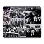 Beatles Colaggeee - Large Mousepad