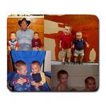 Boys mouse - Collage Mousepad