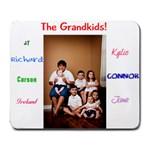 grandkids - Large Mousepad