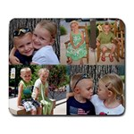 NaMaw s Sunshines mousepad - Large Mousepad
