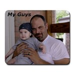 My Guys - Collage Mousepad