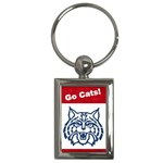 Wilbur Keychain - Key Chain (Rectangle)