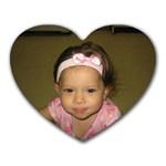 AUDRINA S HEART - Heart Mousepad