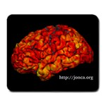 Brain - Large Mousepad