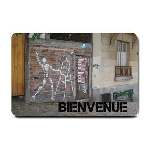 Bienvenue By Brooke   Small Doormat   Rl5404zmwp61   Www Artscow Com 24 x16 Door Mat - 1