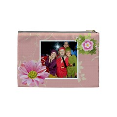 By Tausha   Cosmetic Bag (medium)   Prhgh8up4ftu   Www Artscow Com Back