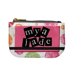 Mya s Coin Purse By Shawna   Mini Coin Purse   Tct6wjuwu7e9   Www Artscow Com Front