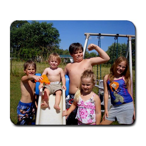 Kids By Amy Stephens   Large Mousepad   Fmf2ys96f4o3   Www Artscow Com Front