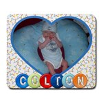 Colton Noah - Collage Mousepad