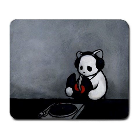 Soundtrack By Abrahim Ladha   Collage Mousepad   Ty11ybx8lwls   Www Artscow Com 9.25 x7.75 Mousepad - 1