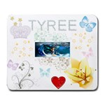 Jennifer Tyree - Large Mousepad
