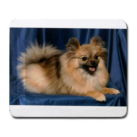 Calie Mousepad By Tammy Tracy Castonguay   Large Mousepad   Gg53qz3ja4r4   Www Artscow Com Front