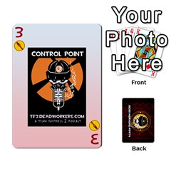 Dwp Cards New By Brent   Playing Cards 54 Designs   4jtboq0jxa27   Www Artscow Com Front - Heart3