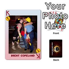 King Dwp Cards New By Brent   Playing Cards 54 Designs   4jtboq0jxa27   Www Artscow Com Front - HeartK