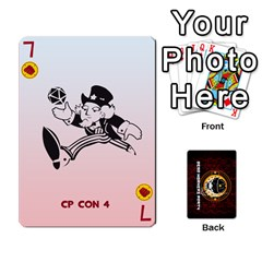 Dwp Cards New By Brent   Playing Cards 54 Designs   4jtboq0jxa27   Www Artscow Com Front - Diamond7