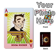 Ace Dwp Cards New By Brent   Playing Cards 54 Designs   4jtboq0jxa27   Www Artscow Com Front - DiamondA