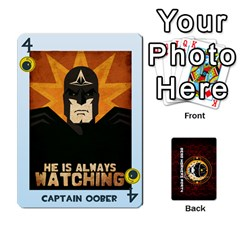 Dwp Cards New By Brent   Playing Cards 54 Designs   4jtboq0jxa27   Www Artscow Com Front - Club4