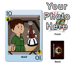 Dwp Cards New By Brent   Playing Cards 54 Designs   4jtboq0jxa27   Www Artscow Com Front - Spade10