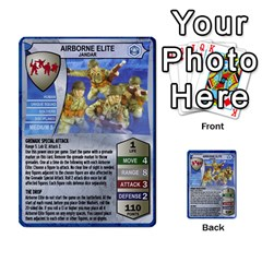 Heroscape Deck 01 By Joel Dela Cruz   Multi Purpose Cards (rectangle)   19l7klcne93q   Www Artscow Com Front 17
