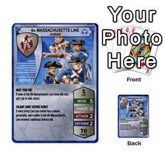 Heroscape Deck 01 By Joel Dela Cruz   Multi Purpose Cards (rectangle)   19l7klcne93q   Www Artscow Com Front 43