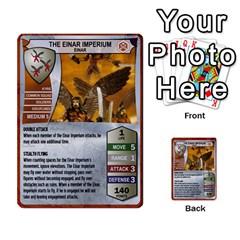 Heroscape 02 By Joel Dela Cruz   Multi Purpose Cards (rectangle)   65cpb84c0k33   Www Artscow Com Front 53