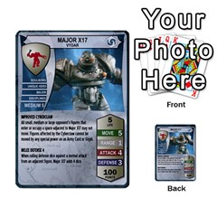 Heroscape 02 By Joel Dela Cruz   Multi Purpose Cards (rectangle)   65cpb84c0k33   Www Artscow Com Front 26