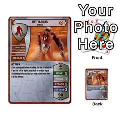 Heroscape 02 By Joel Dela Cruz   Multi Purpose Cards (rectangle)   65cpb84c0k33   Www Artscow Com Front 42