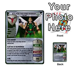 Heroscape 03 By Joel Dela Cruz   Multi Purpose Cards (rectangle)   Zw0w0h7yuqs6   Www Artscow Com Front 35