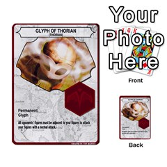 Heroscape 04 By Joel Dela Cruz   Multi Purpose Cards (rectangle)   A83rweuf5y2v   Www Artscow Com Front 51